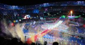 In Photos: 2011 Universiade Games Opening Ceremony