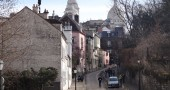 Montmartre neighborhood