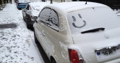 smiley car
