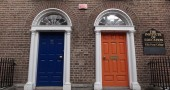The Georgian Doors of Dublin
