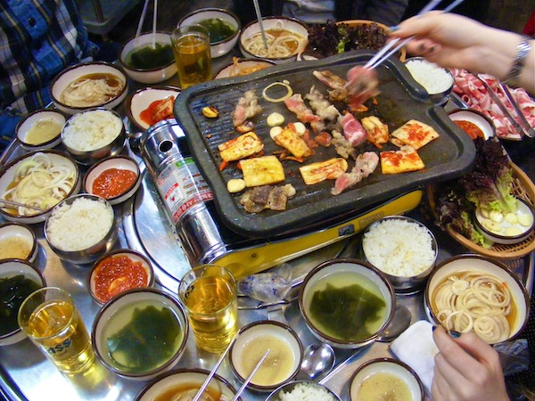 I love my neighborhood yongin gyeonggi do south korea for Authentic korean cuisine