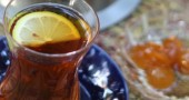 How to drink tea with jam (yes, jam) in Azerbaijan