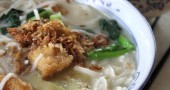 The 5 best things I ate in Singapore — #5: Fish Meat Bee Hoon