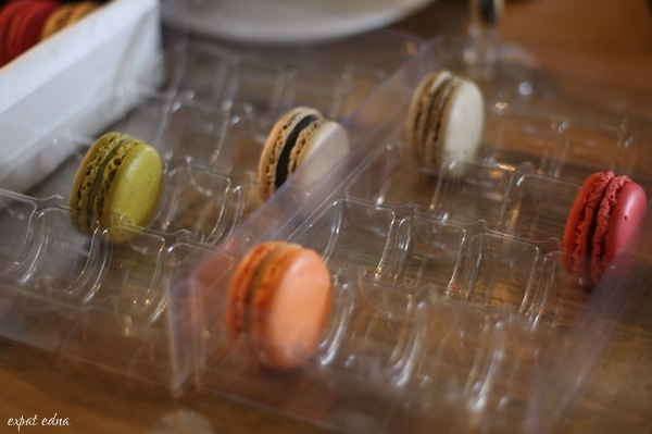 leftover macarons by Expat Edna