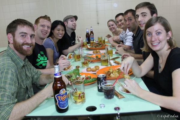 Singapore expat dating and friends