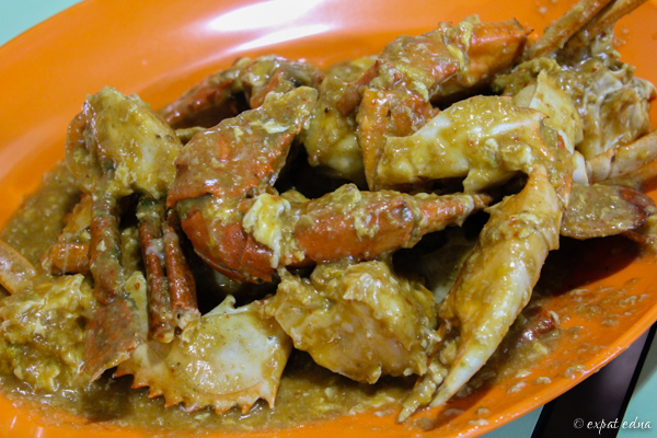 Chilli crab, Singapore | Expat Edna