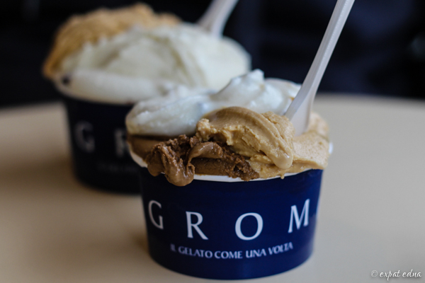 Grom, Paris by Expat Edna