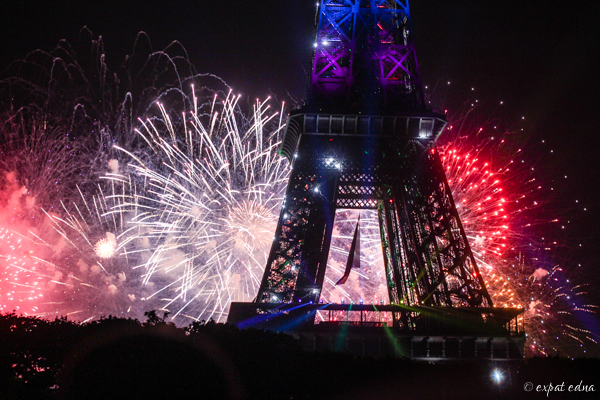Bastille Day 2013 by Expat Edna