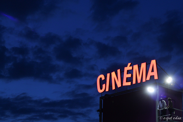 Night cinema, Paris - Expat Edna