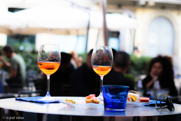Aperitivo, Milan by Expat Edna