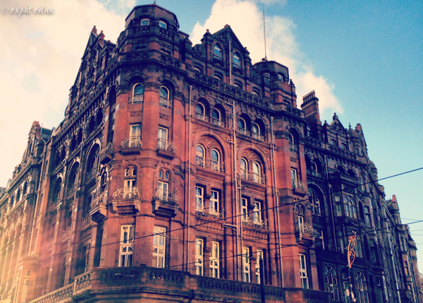 Manchester, England by Expat Edna