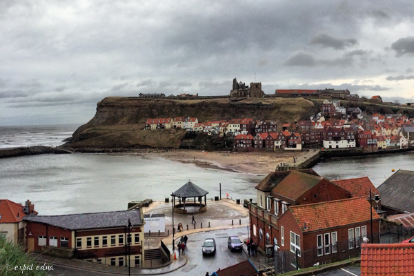Whitby, England by Expat Edna
