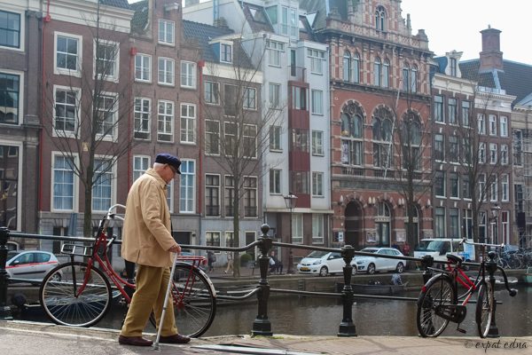 Amsterdam by Expat Edna