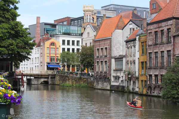 Ghent, Belgium by Expat Edna