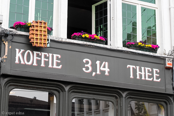 Koffie PI Thee, Ghent, Belgium by Expat Edna