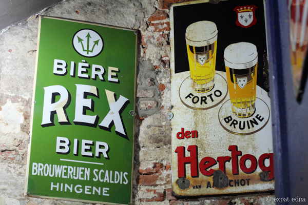 Delirium Tremens Cafe Brussels by Expat Edna