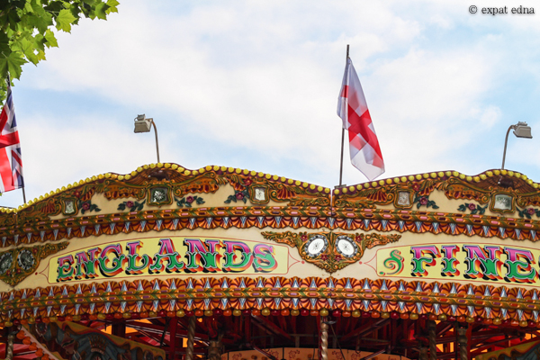 Carousel, London by Expat Edna