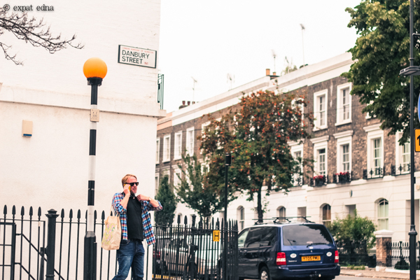 Islington, London by Expat Edna