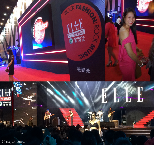 2014 Elle Style Awards, Shanghai by Expat Edna