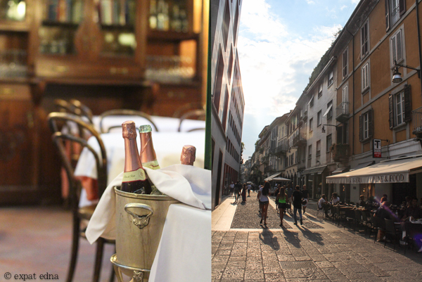 Dining and wandering in Milan by Expat Edna