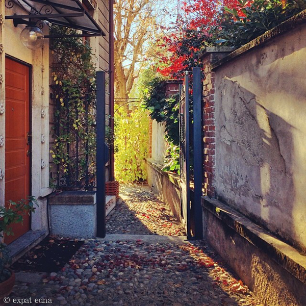 Leaving my Italian apartment in Autumn by Expat Edna