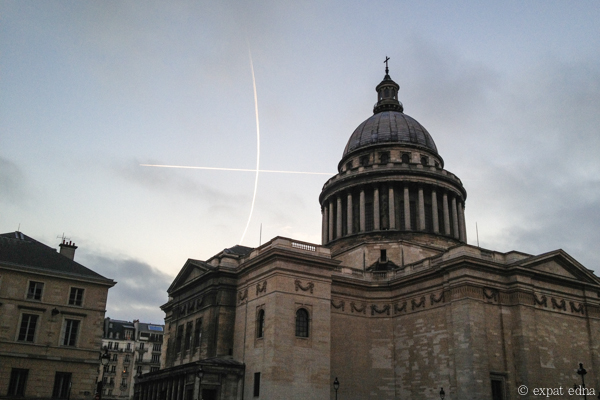 12 pubs of Christmas a Paris - outside Bombardier by Expat Edna