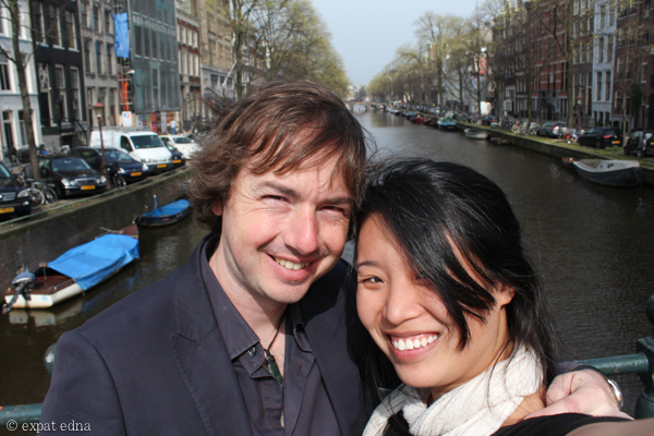 7 Edna and Joe in Amsterdam by Expat Edna