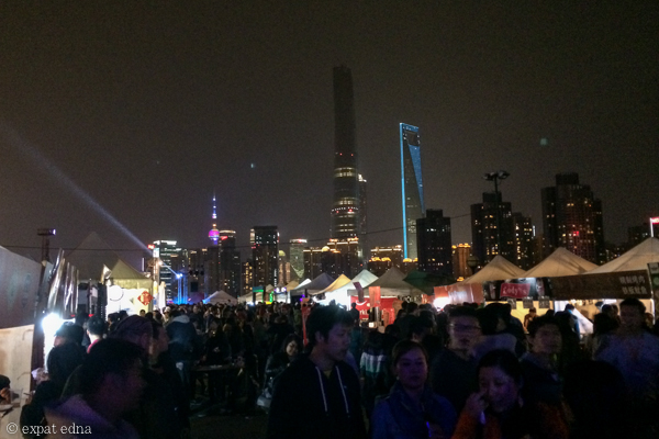 Beerfest, Shanghai 2014 by Expat Edna
