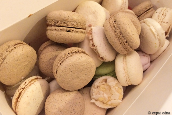 Miss Ma's macarons, Shanghai by Expat Edna