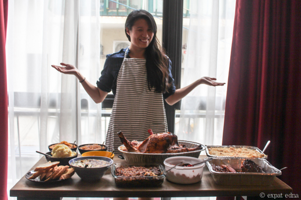 Thanksgiving 2014, Shanghai by Expat Edna