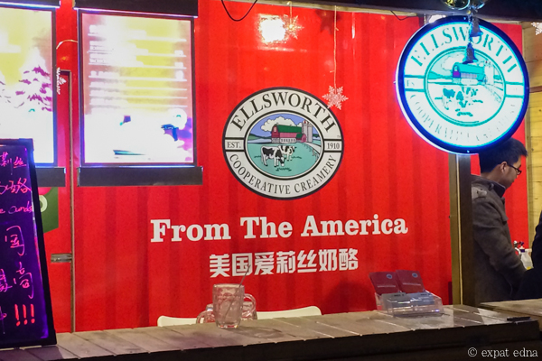 From the America, Shanghai German Christmas market by Expat Edna