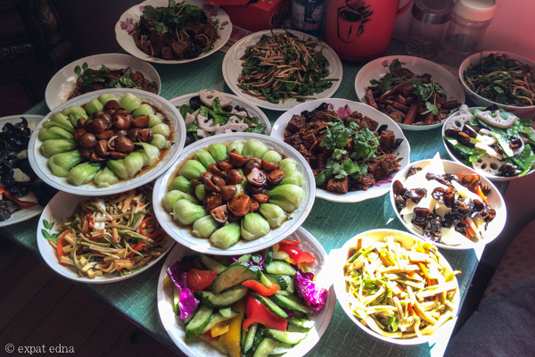 Homecooked Shanghainese by Expat Edna