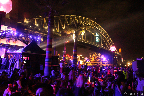 Sydney NYE Wonderland party by Expat Edna