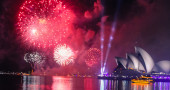 New Year's Eve from the best seats in Sydney