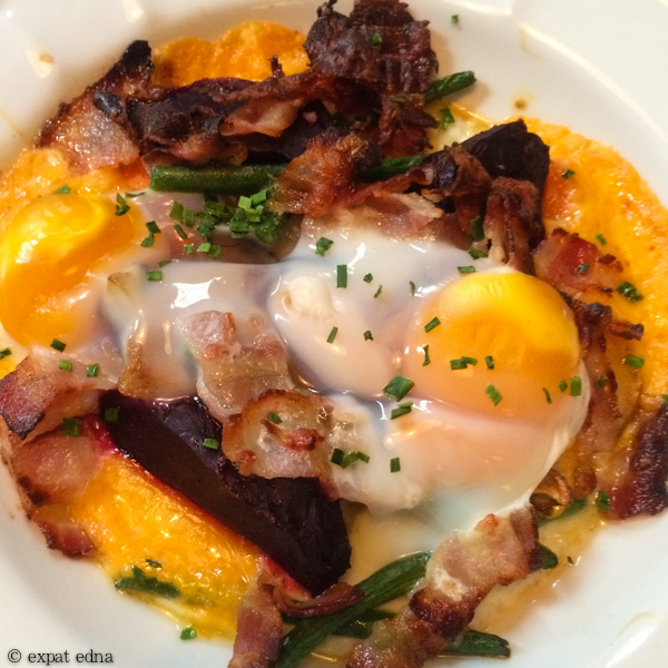 Brunch at Green Goose, Paris by Expat Edna