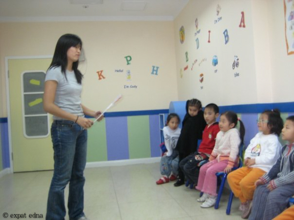 Teaching in Dalian by Expat Edna-2