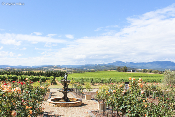 Tokar Estate fountain - Yarra Valley Wine Tour Melbourne by Expat Edna-2