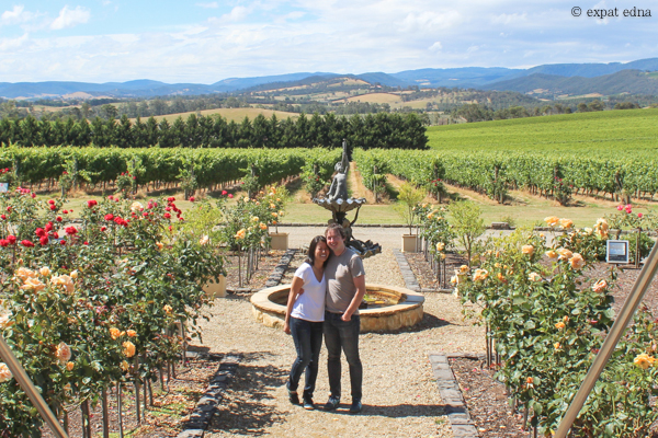 Tokar Estate vineyards - Yarra Valley Wine Tour Melbourne by Expat Edna
