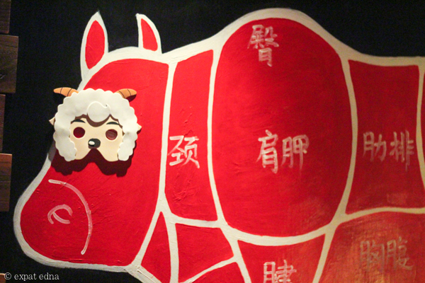 Year of the Sheep party at Hotel Indigo by Expat Edna