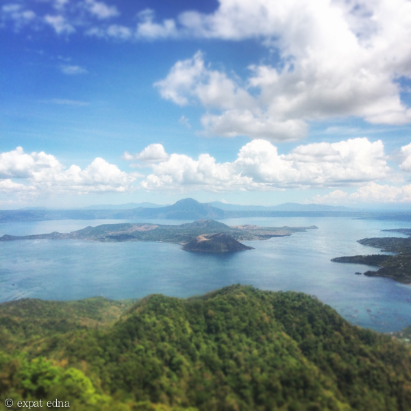 Taal Volcano, Tagaytay, Philippines by Expat Edna