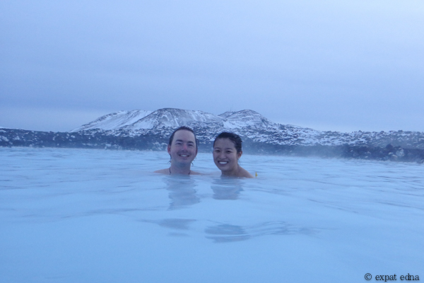Blue Lagoon, Iceland by Expat Edna