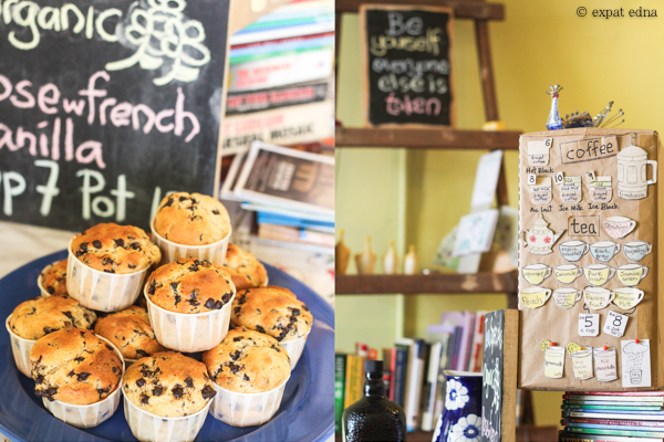 Inside Soohongry Cafe, Penang by Expat Edna