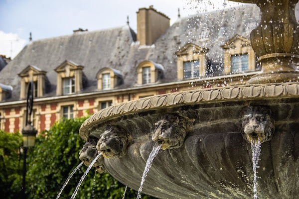 Place des Vosges by Simply Sara Travel