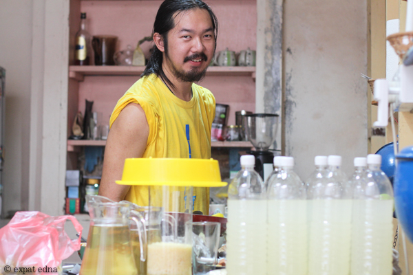 Rudy, Soohongry Cafe, Penang by Expat Edna