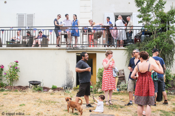 4th of July BBQ in Lardy, France by Expat Edna-2