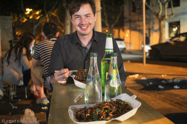 Street food, Shanghai by Expat Edna