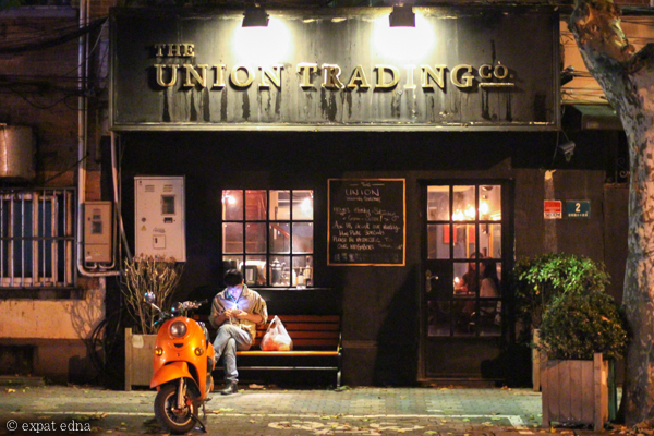 Union Trading Co, Shanghai by Expat Edna