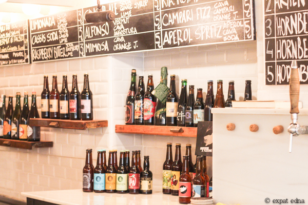 Craft beer, Barcelona by Expat Edna