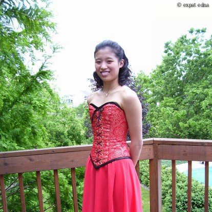 Prom 2006 by Expat Edna