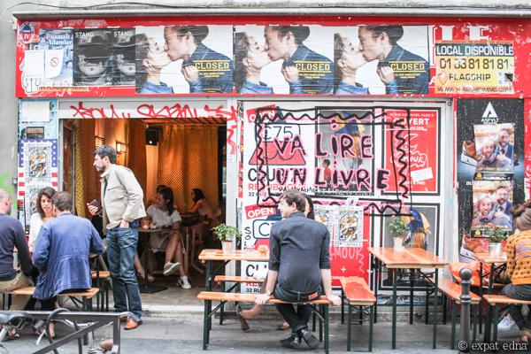 Le Syndicat, Paris by Expat Edna